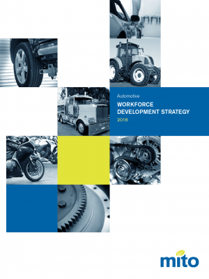2016 Workforce Development Strategy - Automotive
