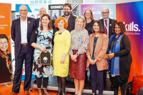 WIT research consortia members with Hon Julie Anne Genter Minister for Women at the research launch on 15 October 2019