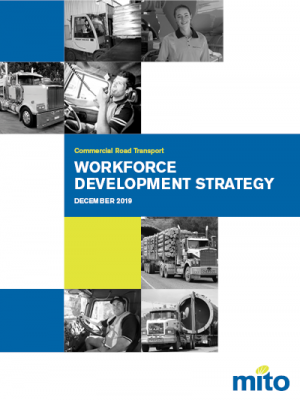 Commercial Road Transport Workforce Development Strategy